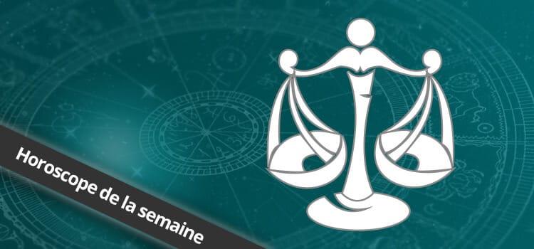Horoscope de la semaine Balance, signe astrologique