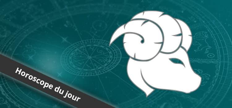 Horoscope du jour Bélier, signe astrologique