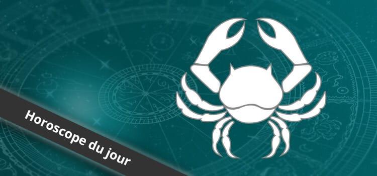 Horoscope du jour Cancer, signe astrologique