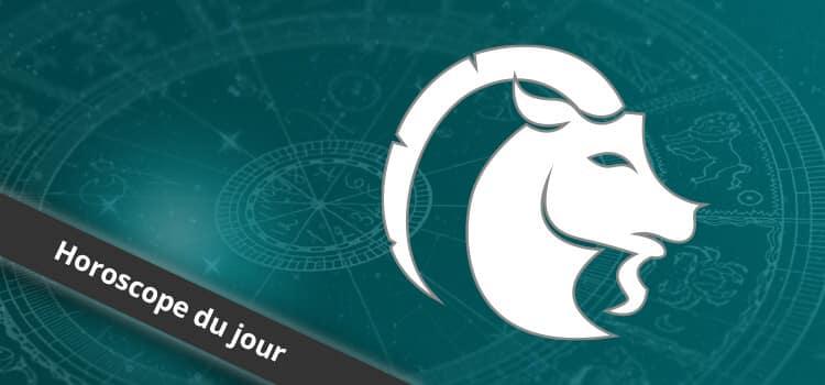 Horoscope du jour Capricorne, signe astrologique