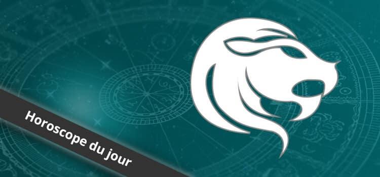 Horoscope du jour Lion, signe astrologique