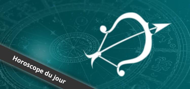 Horoscope du jour Sagittaire, signe astrologique