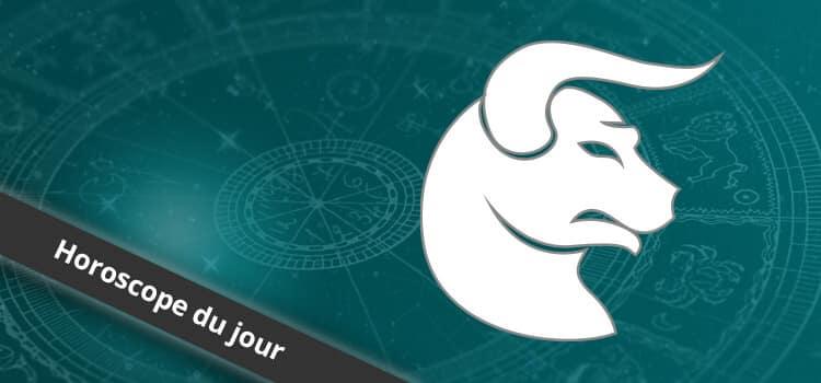 Horoscope du jour Taureau, signe astrologique