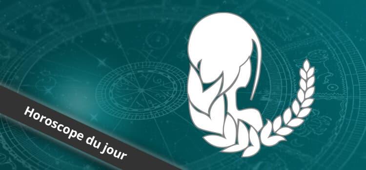Horoscope du jour Vierge, signe astrologique