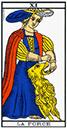 Tarot de marseille - Arcane la Force