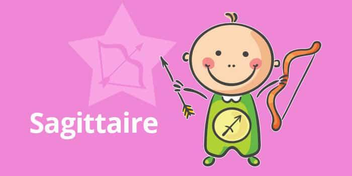Horoscope de l'enfant Sagittaire - caractère et thème astral