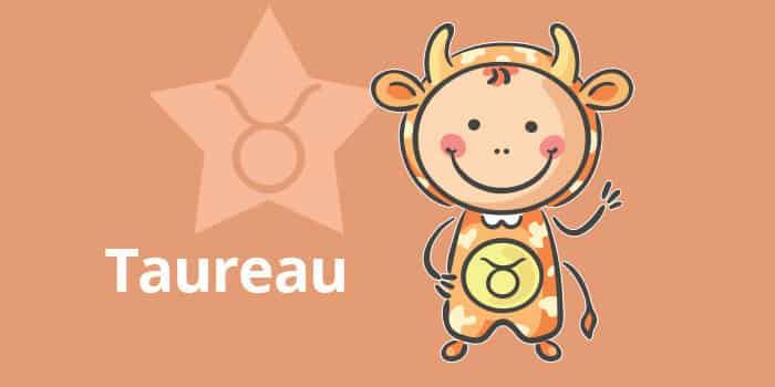Horoscope de l'enfant Taureau - caractère et thème astral