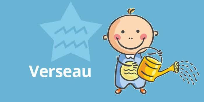 Horoscope de l'enfant Verseau - caractère et thème astral
