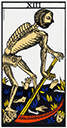 Tarot de marseille - Arcane Sans Nom
