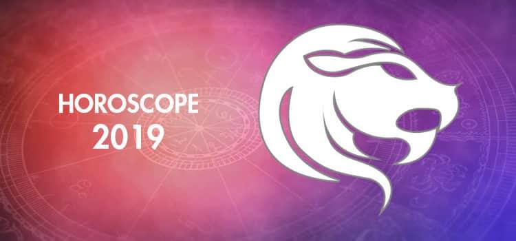 Mon horoscope 2019 lion
