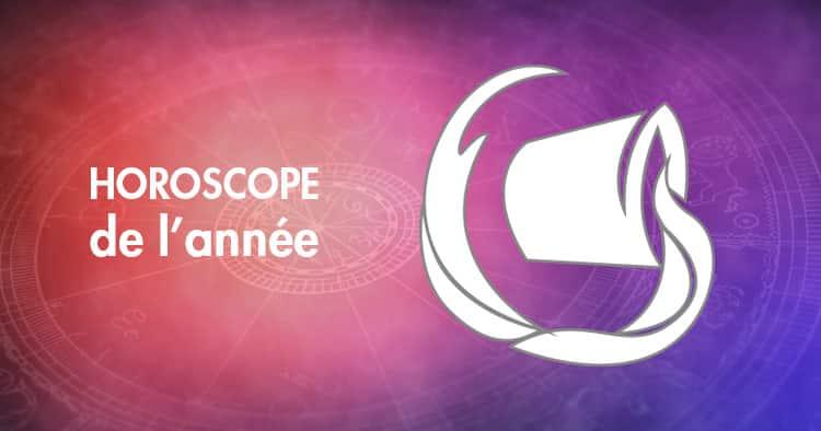 Horoscope de l'année Verseau